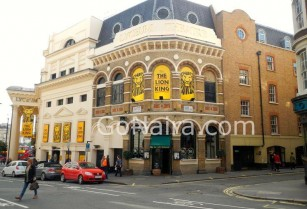 Lyceum Lion King Tickets