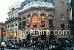 Lyceum Theatre Meals Deals