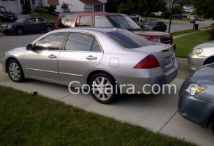 2007 Honda Accord EXL+Navigation: 2007