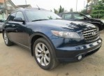 Newly Arrived Tokunbo Infiniti fx35: 2006